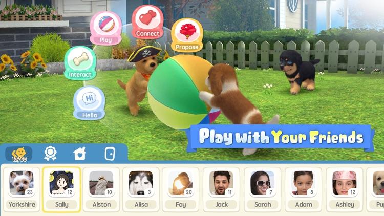My Dog: Pet Dog Game Simulator screenshot-3