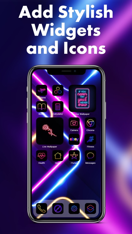 Moving Wallpapers & App Icons screenshot-3