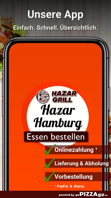 Hazar Grill Hamburg screenshot 1