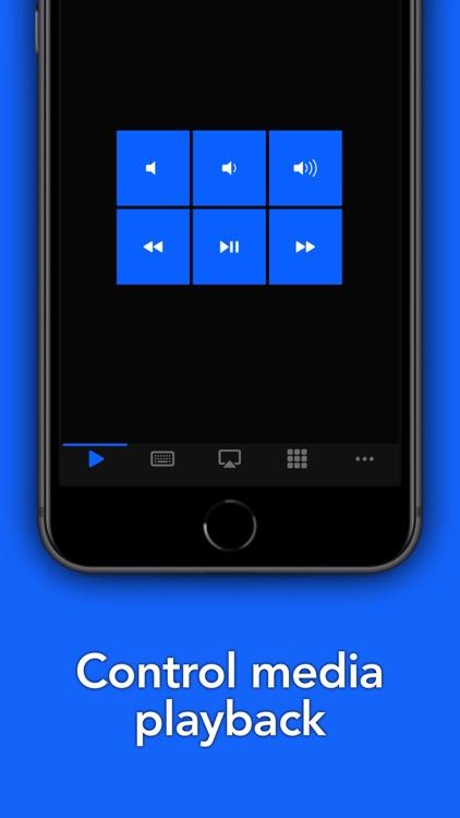 Remote Mouse & Keyboard - PRO screenshot-0