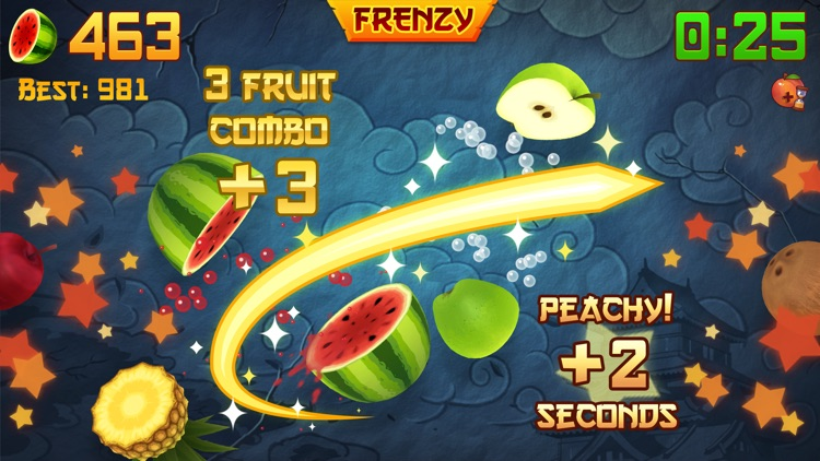 Fruit Ninja® screenshot-0