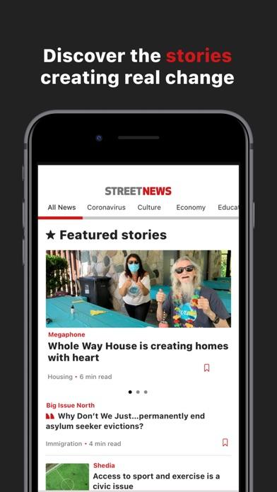 Street News screenshot 1