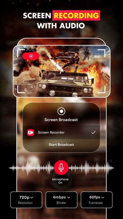 Screen Recorder for iPhone screenshot-0