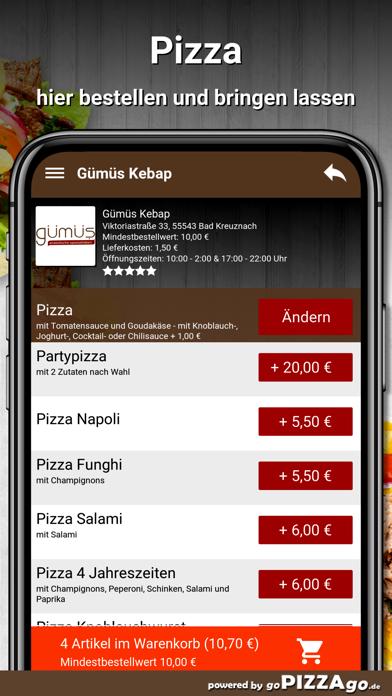 Gümüs Kebap Bad Kreuznach screenshot 6