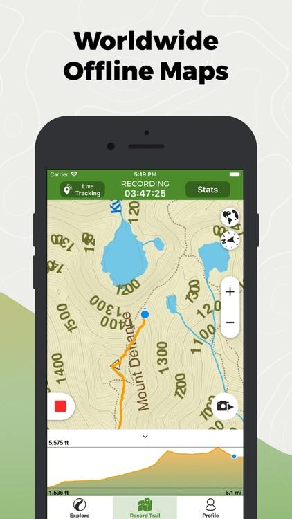 Wikiloc Outdoor Navigation GPS screenshot-4