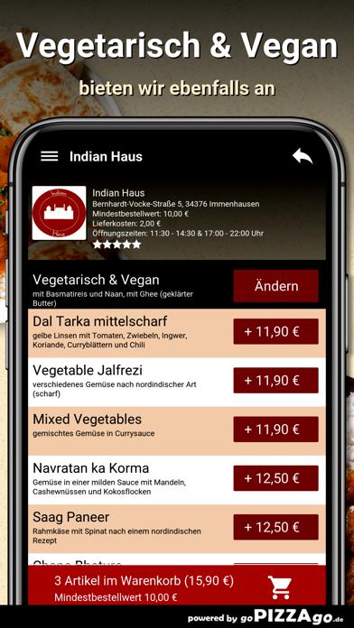 Indian Haus Immenhausen screenshot 6