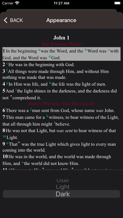 Bible - The Word of Promise® screenshot-3