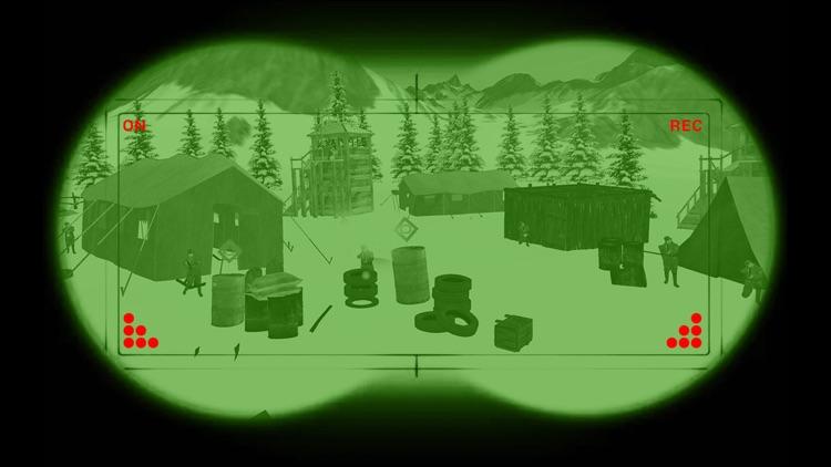Mountain Sniper 3D Shooting screenshot-3
