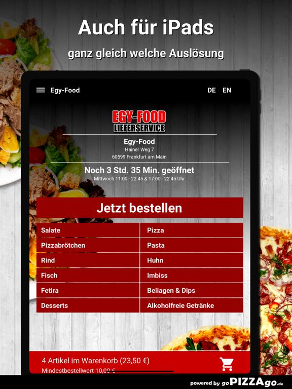 Egy-Food Frankfurt am Main screenshot 7