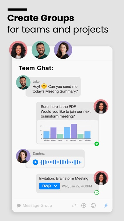 Spike Email - Mail & Team Chat screenshot-6