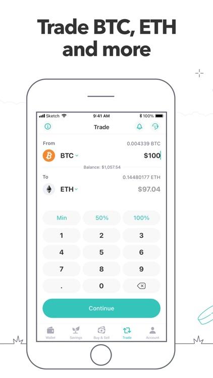 ZenGo: Crypto & Bitcoin Wallet screenshot-4