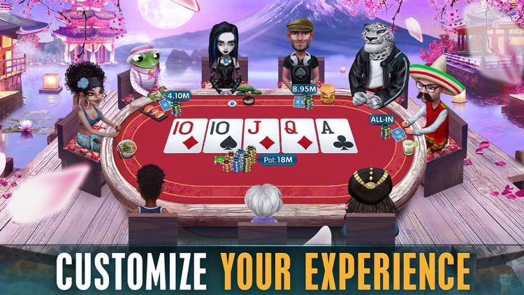 HD Poker: Texas Holdem screenshot-6