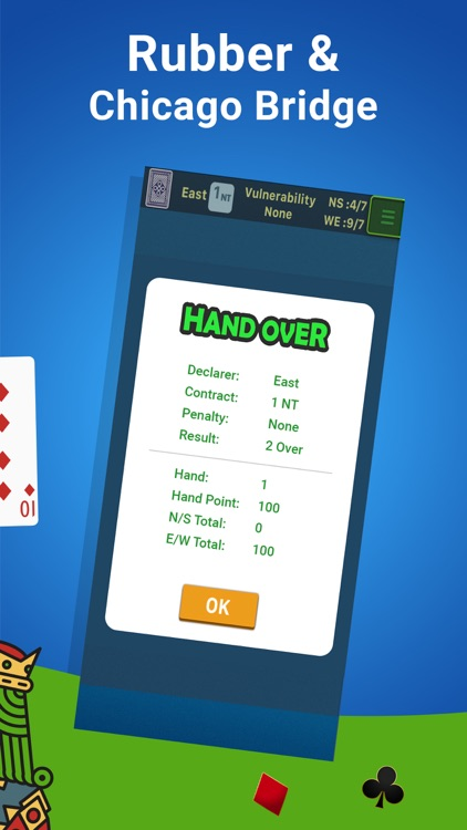 Bridge Card Game Classic screenshot-3