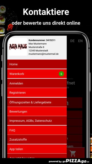 Asia-Haus Sushi Nürnberg screenshot 3