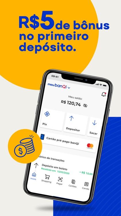 banQi - Conta Digital screenshot-3