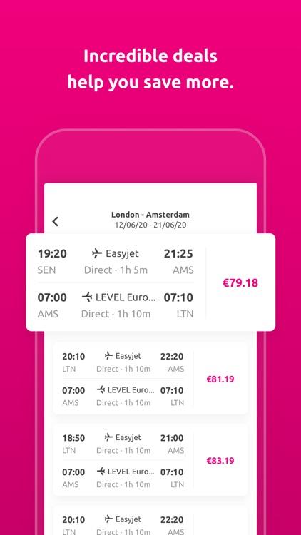 lastminute.com - Travel Deals screenshot-3