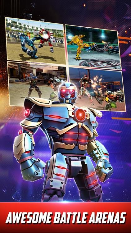 Real Steel World Robot Boxing screenshot-4