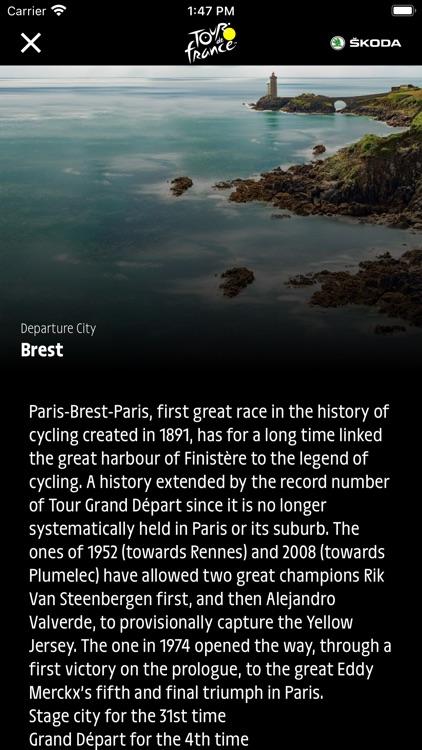 Tour de France 2021 by ŠKODA