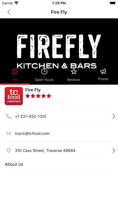 TC Food DeliversScreenshot of 3
