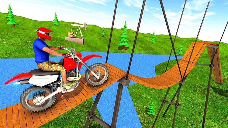 Bike Stunt Racing Games 2021 screenshot-5