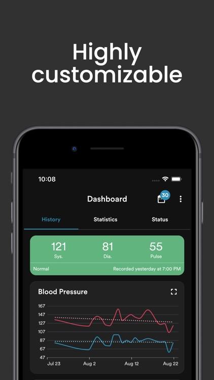 AVAX Blood Pressure screenshot-6