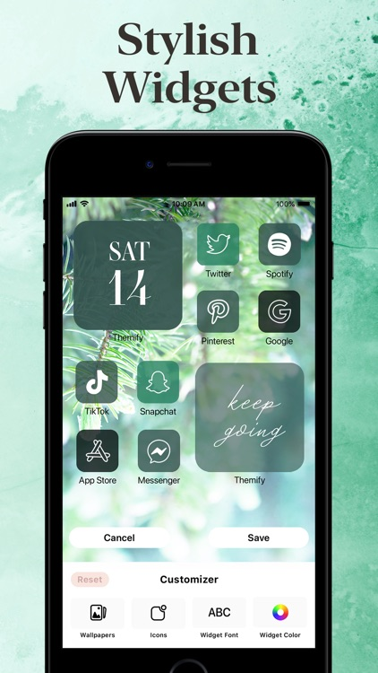 Themify: Icon Themes & Widgets