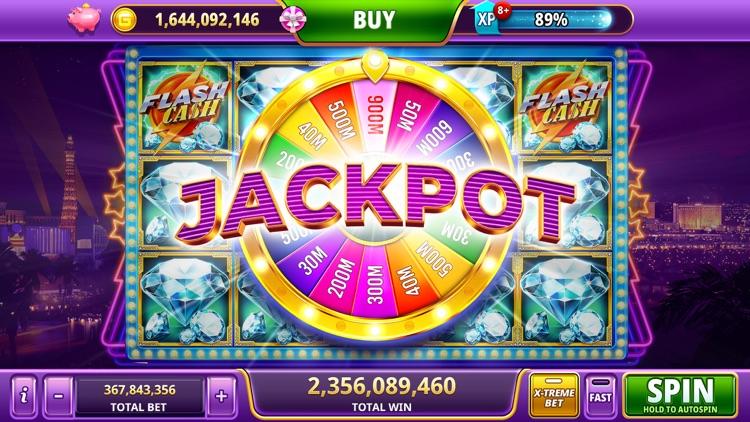 Gambino Slots - Vegas Casino screenshot-0