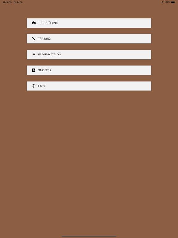Jägerprüfung Mecklenburg 2021 screenshot 9