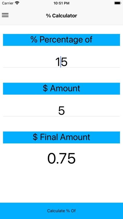A discount calculator screenshot-4