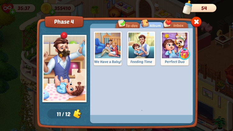 Baby Manor-Makeover Story screenshot-5