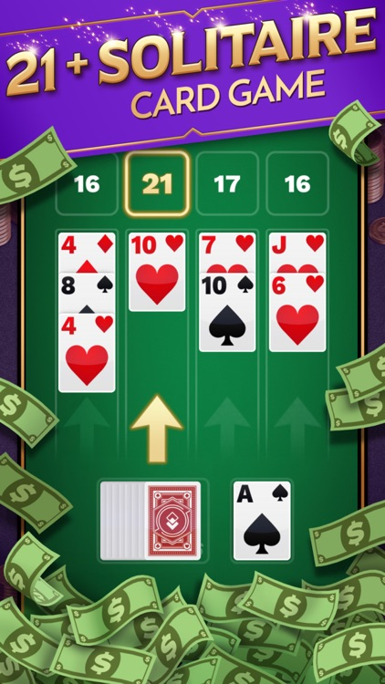 21 Blitz - Skillz Card Game screenshot-0