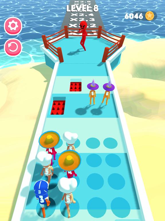 Merge Clash 3D screenshot 17
