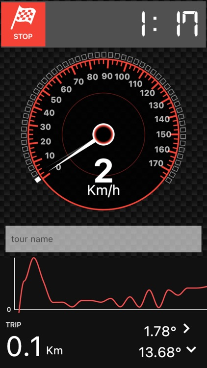 RaceTime - GPS Chrono screenshot-3