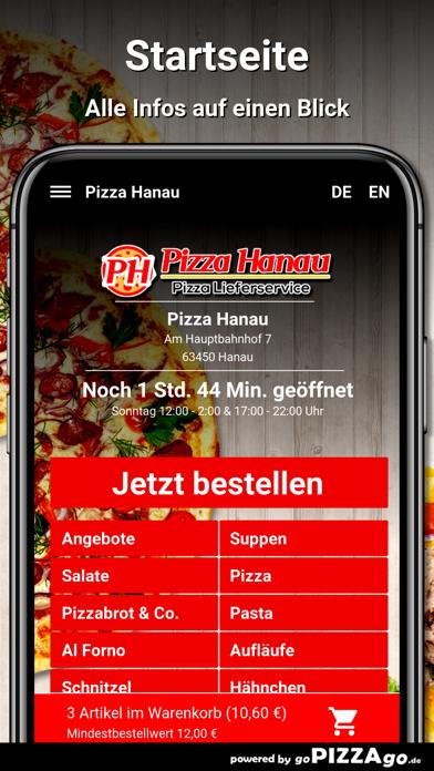 Pizza Hanau Hanau screenshot 2