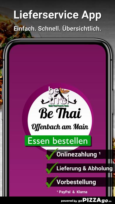 Be Thai Offenbach am Main screenshot 1