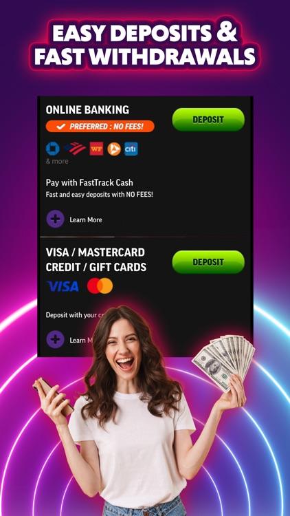 b spot Real Money Casino Games screenshot-3