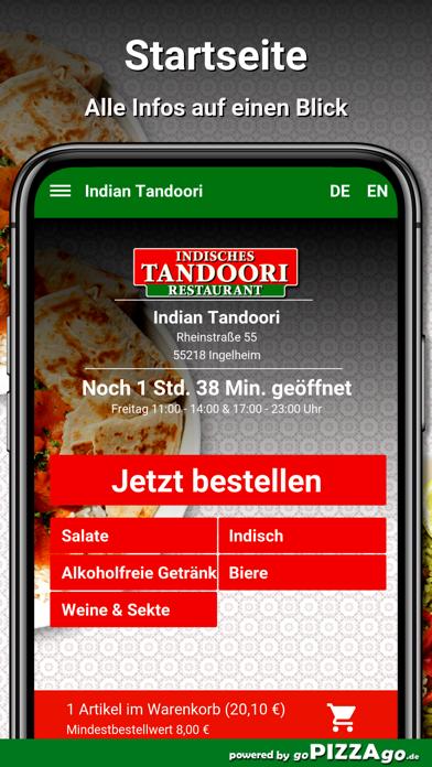 Indian Tandoori Ingelheim screenshot 4