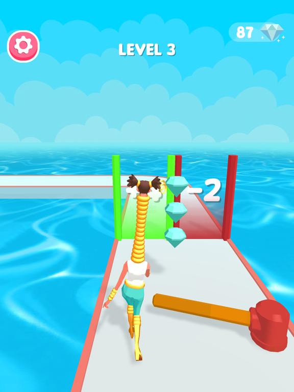 Long Neck 3D screenshot 14