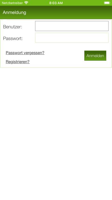 BJV Schießstand Suche screenshot 1