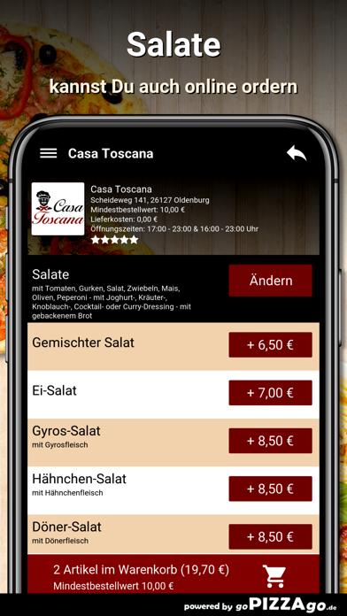Casa Toscana Oldenburg screenshot 5