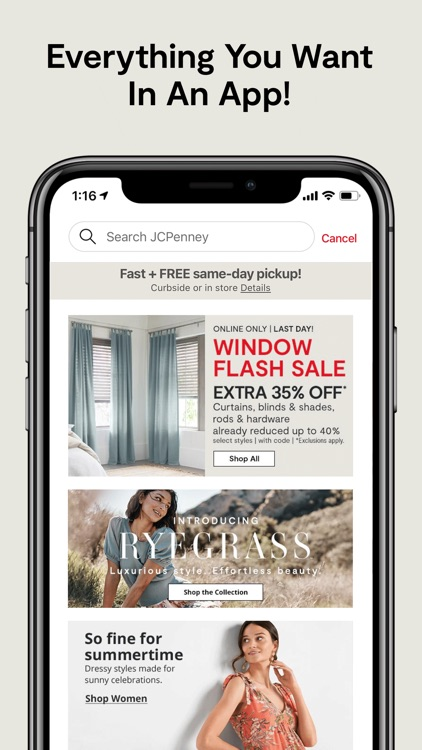 JCPenney – Shopping & Coupons