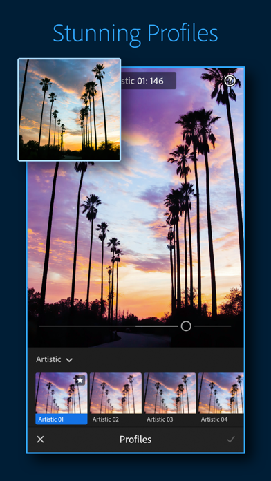 Adobe Lightroom Photo Editor