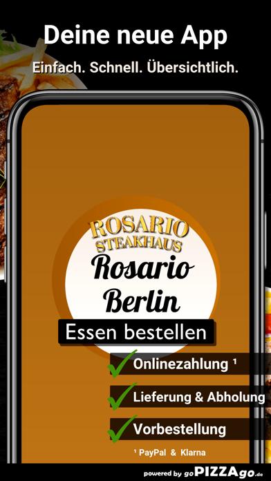 Rosario Steakhaus Berlin screenshot 1