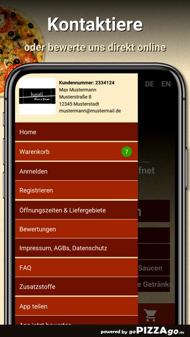 Bistro Hayati Hamburg screenshot 3