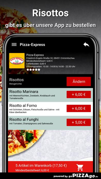 Pizza-Express Crimmitschau screenshot 6