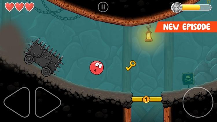 Red Ball 4 screenshot-4