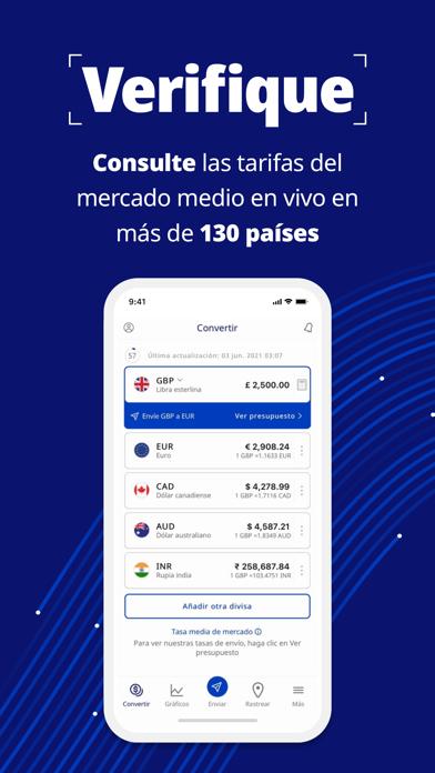 Descargar Xe Currency & Money Transfers para Android