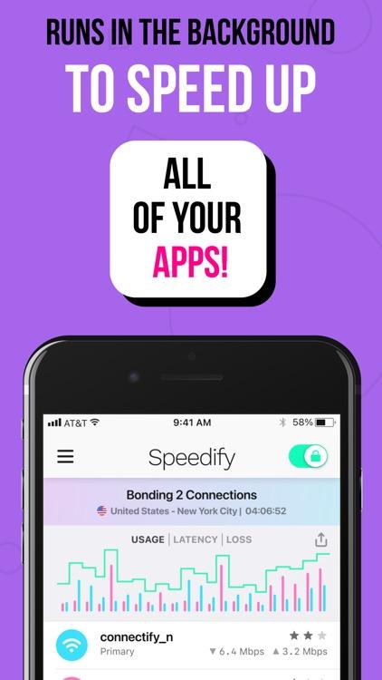 Speedify screenshot-3
