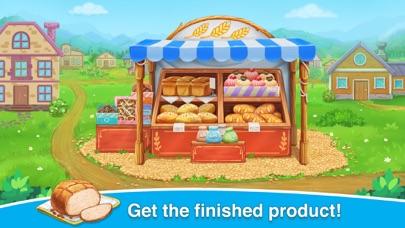 ファームゲームトラクターの収穫紹介画像5