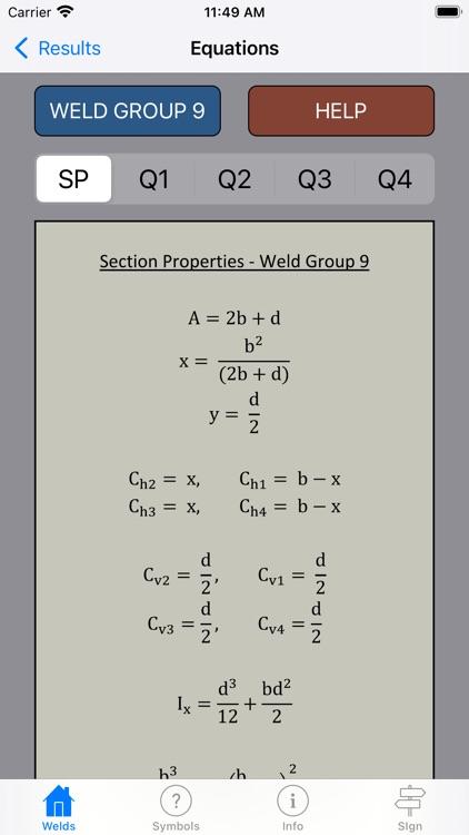 WeldCalcs screenshot-6